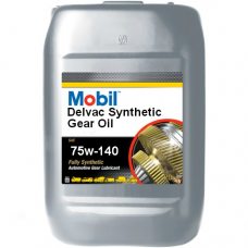 Mobil Delvac Synthetic Gear Oil 75W-140 20 л