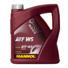 MANNOL atf ws automatic special 4 л.