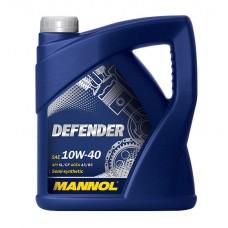 Mannol Defender 10W-40 4 л.